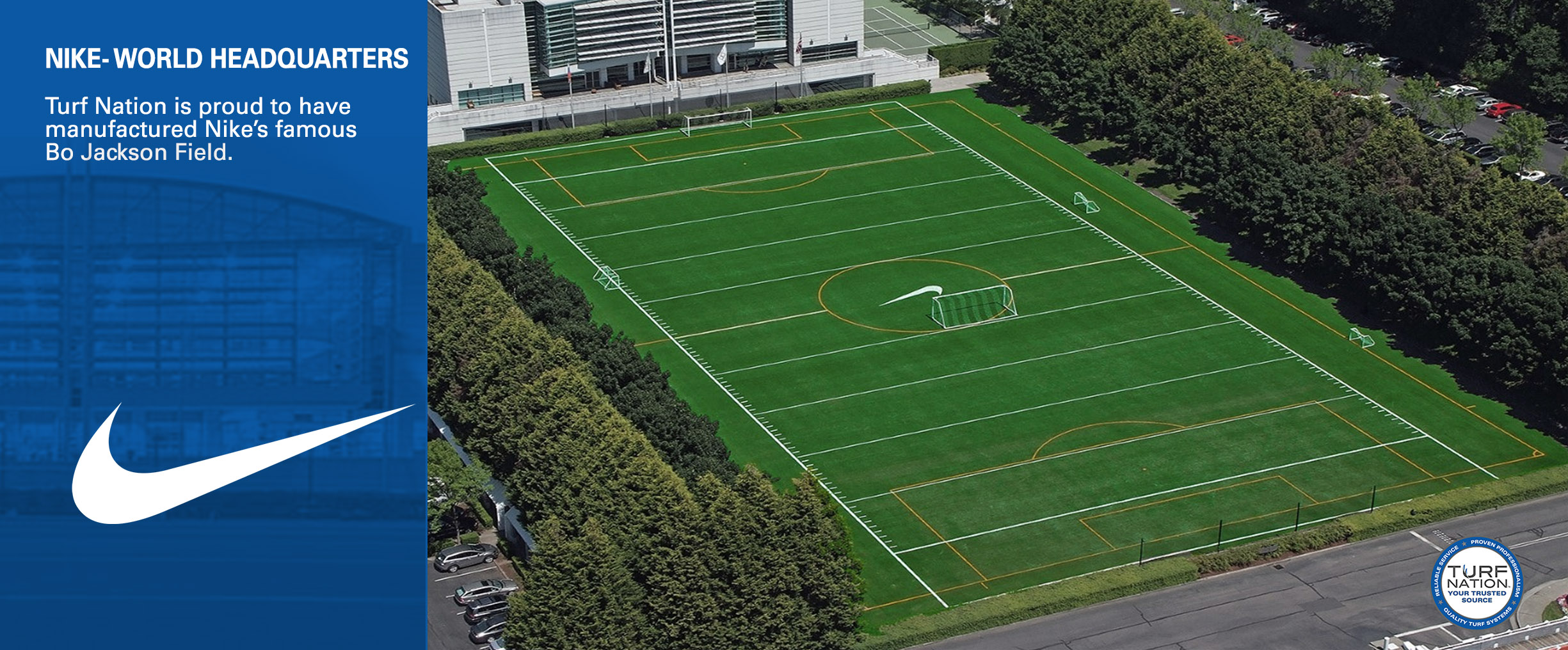 TURF NATION - YOUR TRUSTED SOURCE • SYNTHETIC TURF MANUFACTURER and